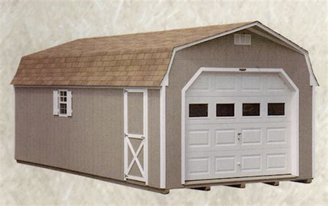 Storage Shed Garage Door by Farmyard Storage Sheds Garage Door Kits