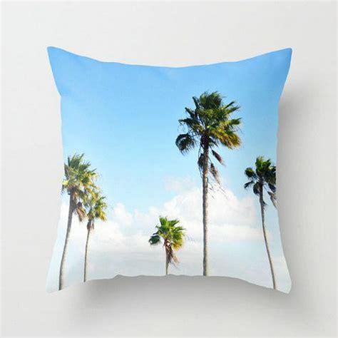 palm tree pillow 25 throw pillows summer edition