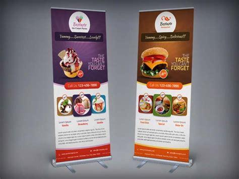 design x banner 12 contoh x banner design keren beserta gambar dan ukurannya