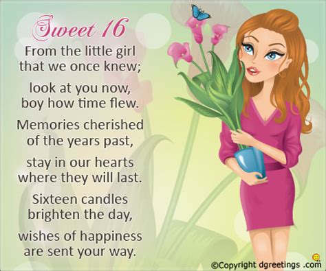10 Birthday Greetings For Your Friends Sweet Sixteen by 16th Birthday Invitation Wording Ideas