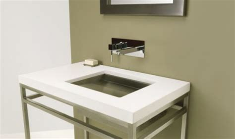 bathroom sink console table 36 quot ebb bathroom console table with sink