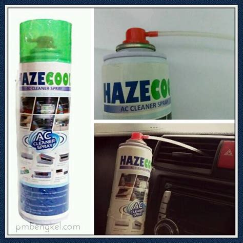 jual ac cleaner spray pembersih ac hazecool pm autocare