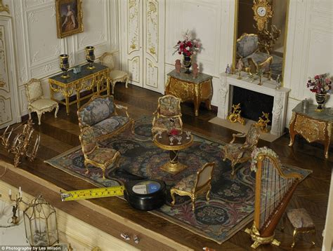 Rococo Bedroom Furniture Uk A Miniature Homage To The Palace Of Versailles That Would