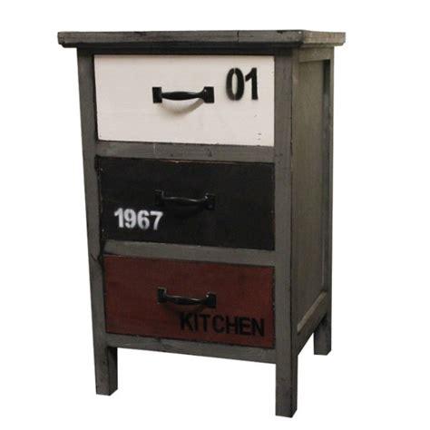 Rustikale Kommoden 569 by Kommode Vintage K 252 Chenkommode Apothekerkommode Holz 3