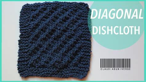 sherwin williams paint store surrey dishcloth knitting patterns diagonal diagonal dishcloth