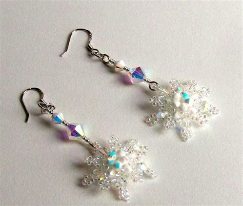 beaded earrings patterns free le mie perline on bracelet patterns seed