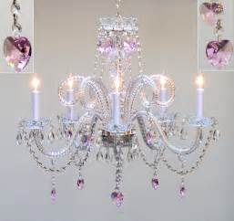 Girls Chandelier Light Girls Ceiling Fan Chandelier