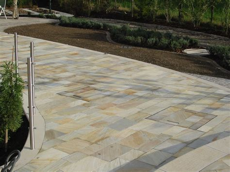 terrasse quartzite paysagiste et am 233 nagement de jardin 224 thonon et annemasse