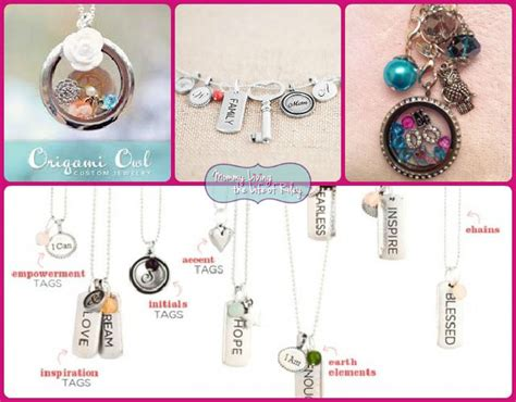 Origami Owl Ideas - review s day gift ideas with a personal touch