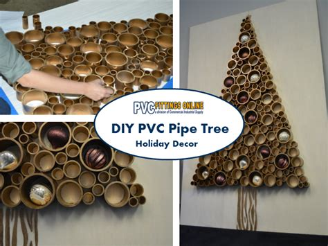 diy pvc christmas tree how to make a pvc christmas tree