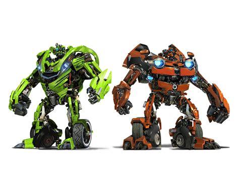 film robot jepang warna merah para autobots dalam film transformers