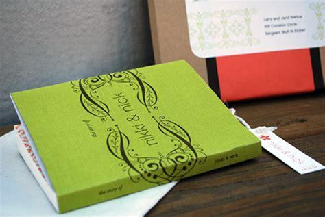 Book Cover Wedding Invitations by Wedding Invitation Idea Books