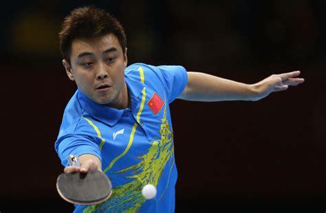 wang hao photos photos olympics day 6 table tennis