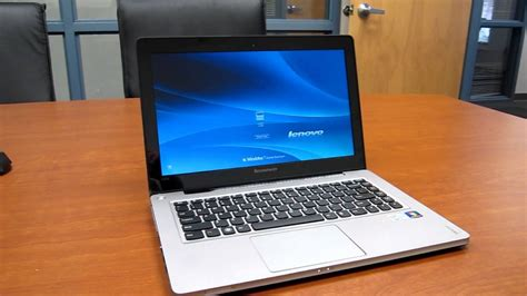 Laptop Lenovo U310 lenovo ideapad u310 ultrabook review