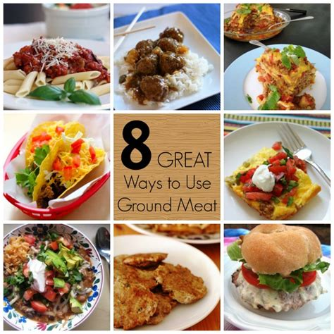 what meal can i make with ground beef 28 images 37