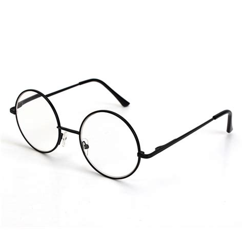 retro vintage frame eyeglasses circle