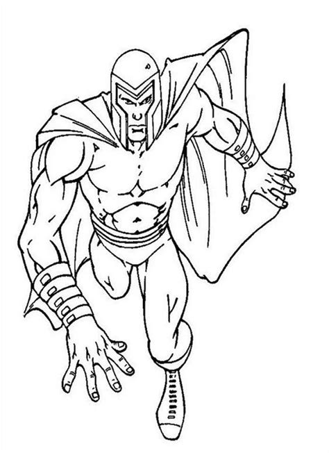 Printable X Men Coloring Pages Coloring Me X Colouring Pages