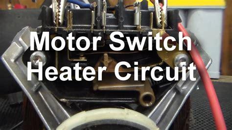 test  motor switch   dryer