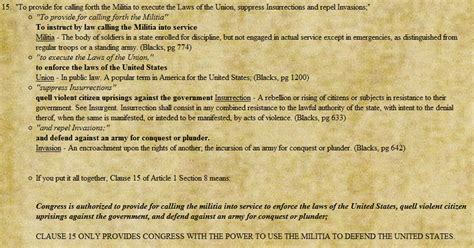 article i section 8 of the us constitution what is article 1 section 8 28 images how does the