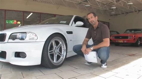 2006 Bmw M3 Horsepower by 2006 Bmw M3 Coupe For Sale Tony Flemings Ultimate Garage