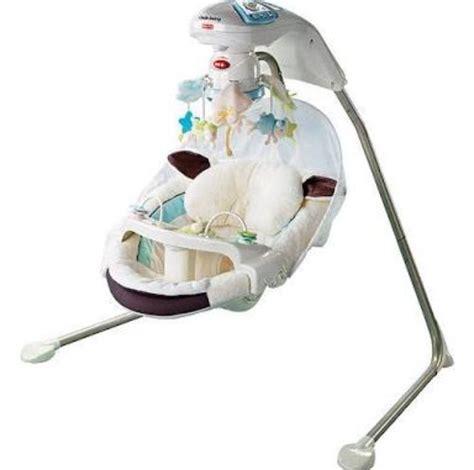 fisher price starlight papasan cradle swing periwinkle fisher price lamb baby swing baby stuff pinterest