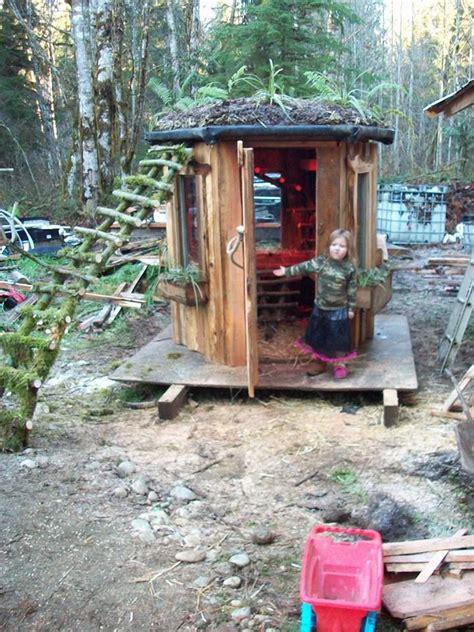 Backyard Yurt Chicken Yurt Backyard Coops Yurts