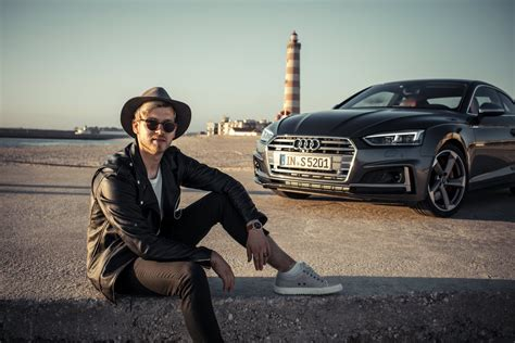 Audi Lifestyle by The New Audi A5 S5 Taking Audi S New Coup 233 S For A Spin