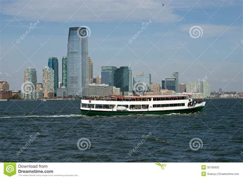 party boat new jersey jersey city with party boat stock photography image