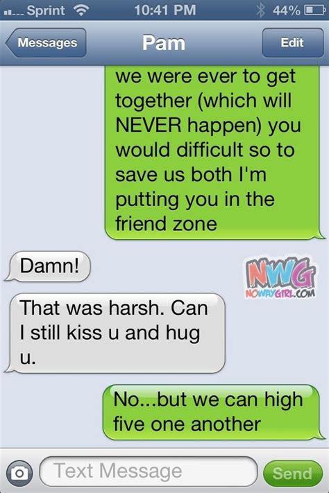 friend message friend zone text message random friend