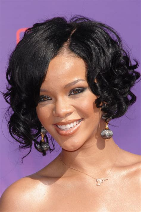 curly asymmetrical bob hairstyle short curly hairstyle ideas hair world magazine