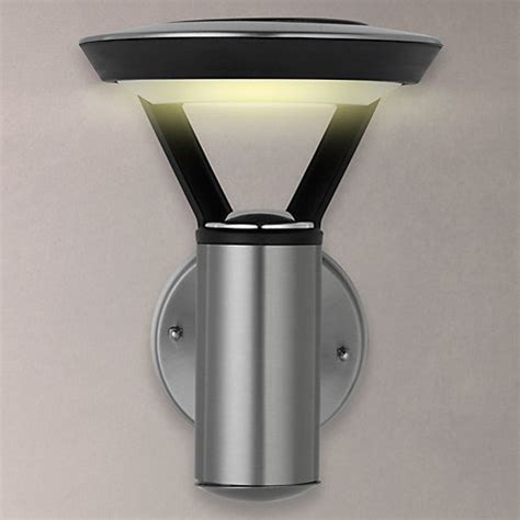 Buy John Lewis Outdoor Solar Led Easy To Fit Stainless Lewis Solar Lights