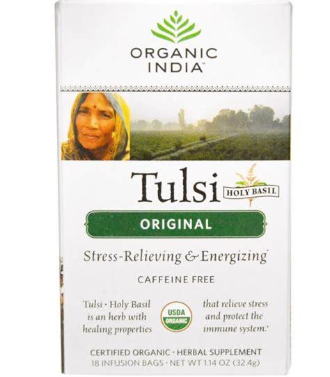 Holy Basil Detox Tea by Clean Natuurlijk Gezond Koken Gezonde Recepten