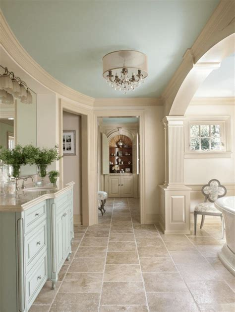 Painted Ceilings In Bathrooms by 1000 Ideas About Bathroom Colors On Bathroom