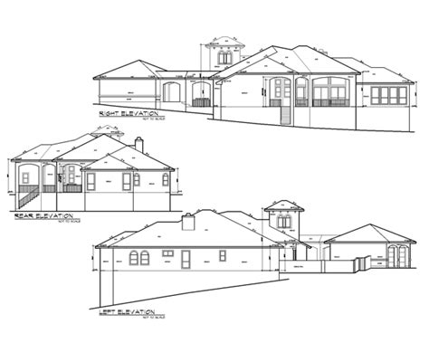 The Grenada 4246 4 Bedrooms And 3 5 Baths The House Grenada House Plans