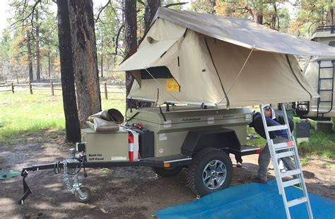 road trailer the road trucks of the 2015 overland expo