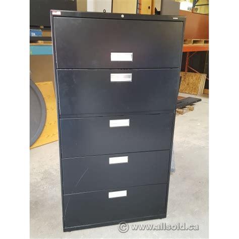 hon 5 drawer lateral file cabinet hon black 5 drawer lateral file cabinet flip front top