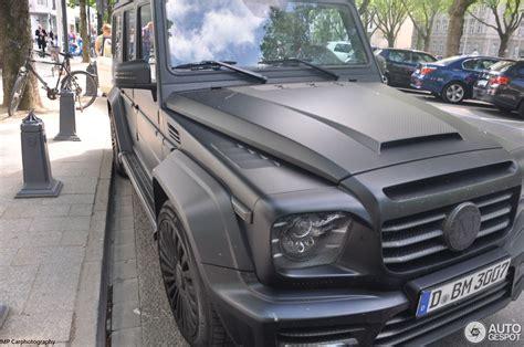Farid Bangs Auto by Mercedes Mansory Gronos 14 Mai 2015 Autogespot