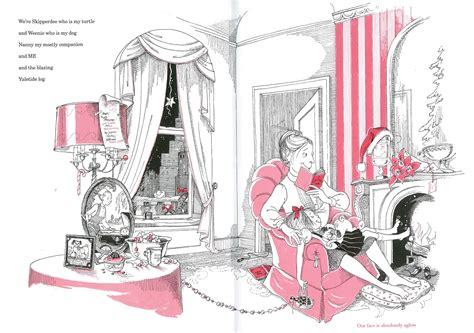 eloise at eloise at christmastime by thompson tygertale