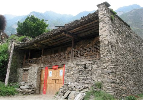 images house file qiang traditional house jpg wikimedia commons
