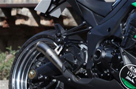 Motorrad Auspuff Testbericht by Warm Up Kawasaki Z1000 Modellnews
