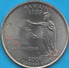 hawaii state quarter errors 267 best images about coins to collect on pinterest