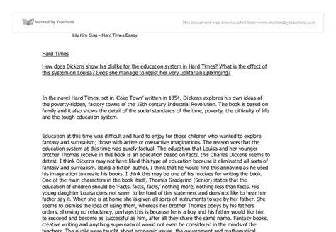 Dickens Coketown Essay by College Essays College Application Essays Times Essay
