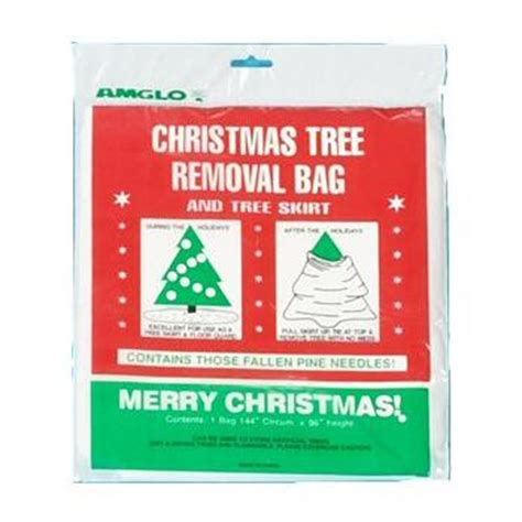 wholesale christmas tree removal bag 96 quot x 48 quot sku 379009