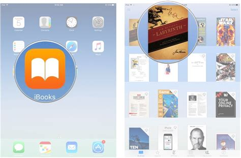 i book pictures how to and read ibooks for iphone and imore