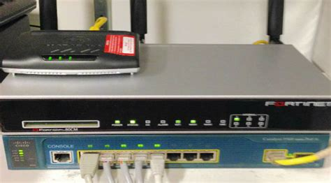 Router Fortinet onsite support