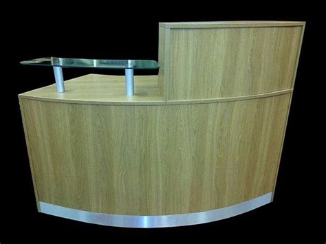 Quality Reception Desks Ref 0410 Quality Reception Desk In Oak