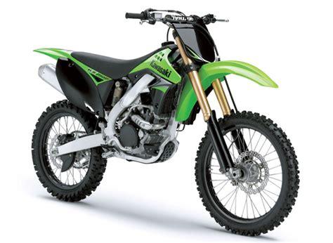 Leichtes Starkes Motorrad by Kawa 4t Crosser 09 Modellnews