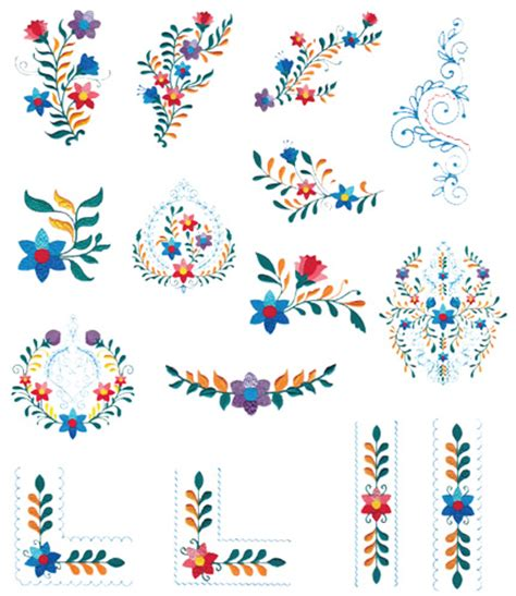 spanish designs floriani embroidery and quilting