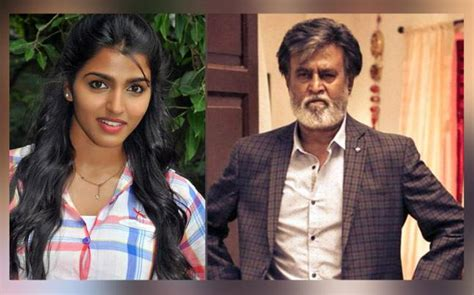 kabali daughter images kabali dhansikaa plays gangster in rajinikanth s next