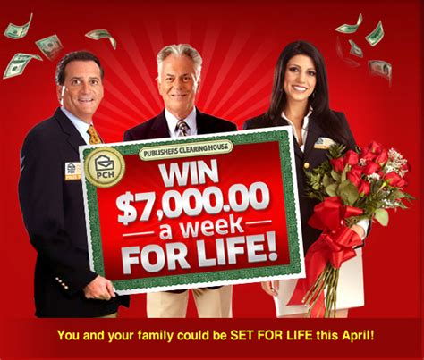 Set For Life Pch - watch for our winning pch set for life tv commercials pch blog